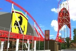 THEME PARK FERRARI LAND